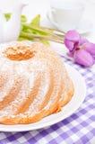 Guglhupf Cake Royalty Free Stock Photography