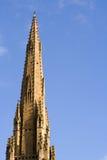 Guglia della chiesa Fotografie Stock