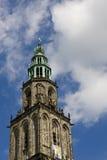 Guglia nel cielo Fotografie Stock Libere da Diritti
