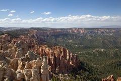 Guglie della roccia del Hoodoo Immagine Stock Libera da Diritti