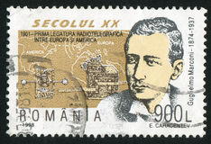 Guglielmo Marconi Royalty Free Stock Images