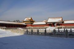 GuGong (cidade proibida, Zijincheng) Fotos de Stock Royalty Free