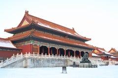GuGong (ciudad prohibida, Zijincheng) Fotos de archivo libres de regalías