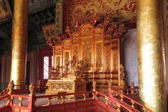 GuGong & x28; Forbidden City & x29; i Peking Kina Arkivbilder