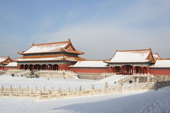 GuGong (Forbidden City, Zijincheng) Stock Photography
