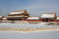 GuGong (Forbidden City, Zijincheng) Stock Photo