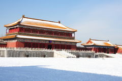 GuGong (Forbidden City, Zijincheng) Royalty Free Stock Photos