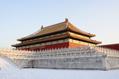 GuGong (Forbidden City, Zijincheng) Royalty Free Stock Photo