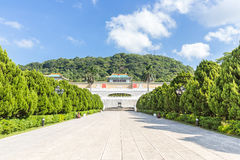 Gugong National Museum Taipei Stock Photos