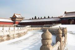 GuGong (Verboden Stad, Zijincheng) Royalty-vrije Stock Afbeeldingen