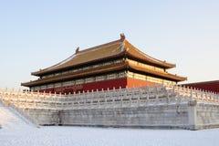 GuGong (Verboden Stad, Zijincheng) Royalty-vrije Stock Foto