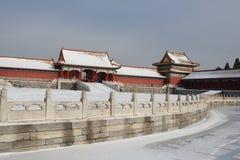 GuGong (ville interdite, Zijincheng) Photos libres de droits