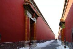 GuGong (ville interdite, Zijincheng) Photo stock
