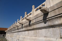 GuGong  (Forbidden City) in Beijing, China Stock Photo