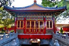 GuGong & x28; Verboden City& x29; in Peking, China Royalty-vrije Stock Afbeeldingen