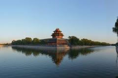 GuGong y x28; La ciudad Prohibida y x29; en Pekín, China fotografía de archivo