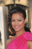 Gugu Mbatha-Raw Royalty Free Stock Photography