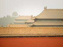 Gugun, Forbidden city Stock Images