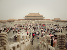 Gugun, Forbidden city Stock Photo