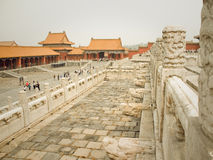 Gugun, Forbidden city Royalty Free Stock Photos