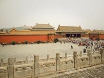 Gugun, Forbidden city Stock Photo