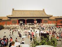 Gugun, Forbidden city Stock Photography