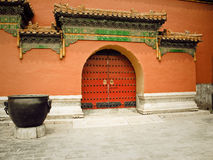Gugun, Forbidden city Stock Image