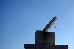 GUI di Ri (meridiana) nella Città proibita (gong di Gu). Immagine Stock