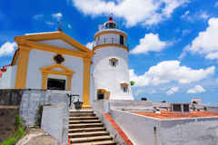 Guia Lighthouse Stock Photo