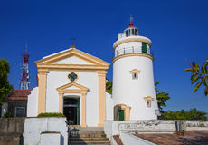 Guia Lighthouse Stock Images