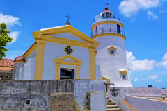Guia Lighthouse Royalty Free Stock Image