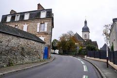 Guichen, bretagne, Francia Imagen de archivo libre de regalías