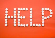 Guida dalle pillole Immagini Stock Libere da Diritti