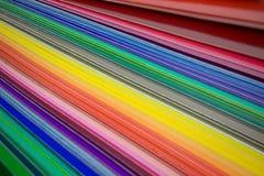 Guida di colore Immagini Stock