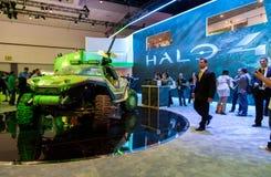 Guidacarta 4 a E3 2012 immagini stock