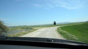 Guidando in Italia video d archivio