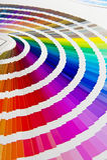 Guide de couleur illustration stock