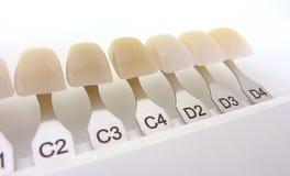 Guide dentaire d'ombre Photos libres de droits
