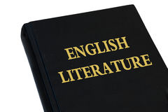Guide to English Literature Stock Photography
