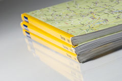 Guidebooks Royalty Free Stock Image