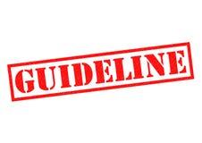 guideline Foto de Stock Royalty Free