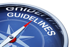 Guidelines Stock Images