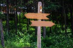 Guidepost Стоковые Фотографии RF