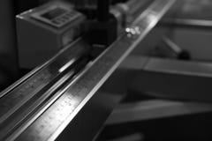 Guides de machine-outil Images stock