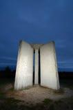 guidestones Georgia Стоковые Изображения RF