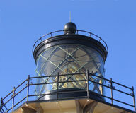 Guiding Beacon. Cabrillo Lighthouse, Northern California stock photos