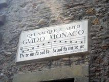 Guido Home Monaco Foto de Stock Royalty Free