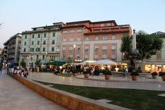 Guidotti Fountain in Montecatini Terme Stock Photography
