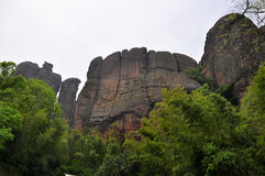 Guifeng kullar Arkivbild