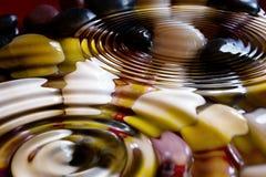 Guijarros coloridos Imagen de archivo